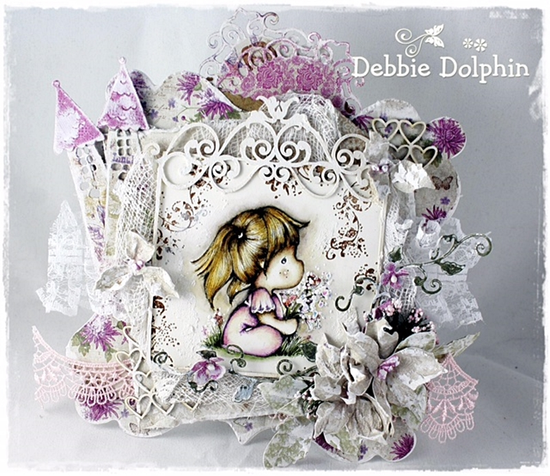 Debbie Dolphin, United Kingdom
