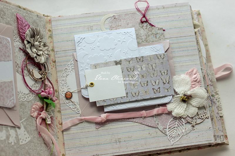 BabyGirl, Album, Maja Design, by Elena Olinevich2