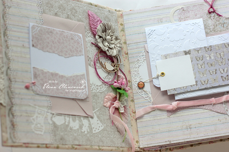 BabyGirl, Album, by Elena Olinevich, MajaDesign1