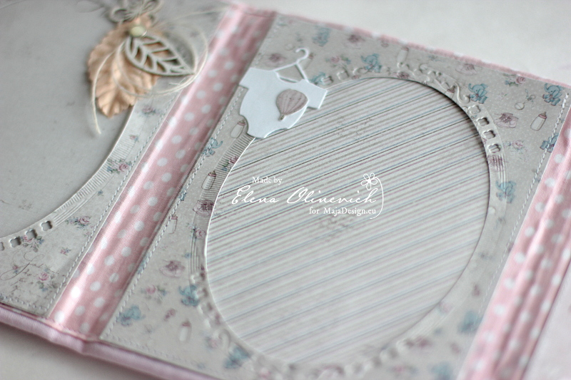 Soft Frames, by Elena Olinevich, Baby Girl6