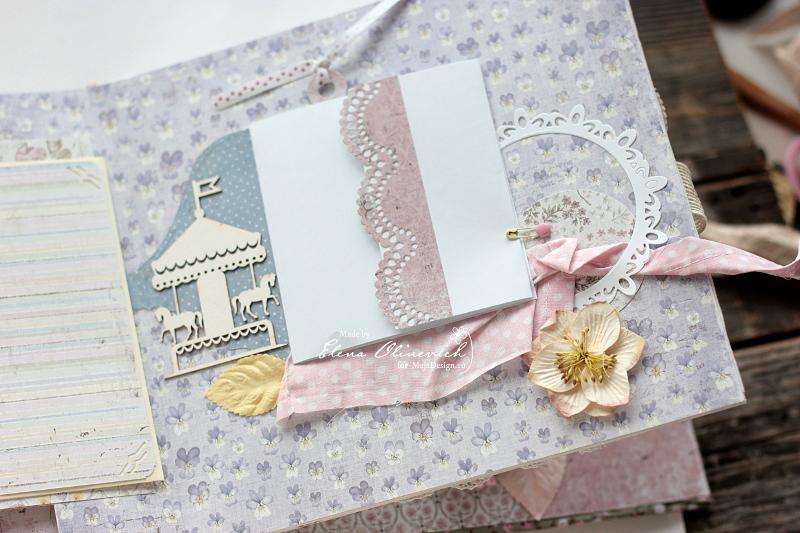 Baby Album, by Elena Olinevich, Maja Design_08a
