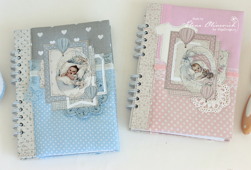 Baby Book, by Elena Olinevich, Maja Design