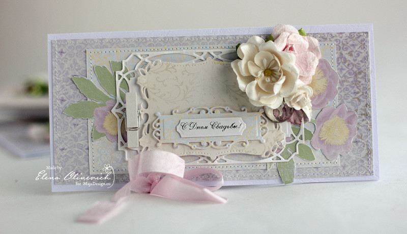 Wedding Envelope for Maja Design by Elena Olinevich1