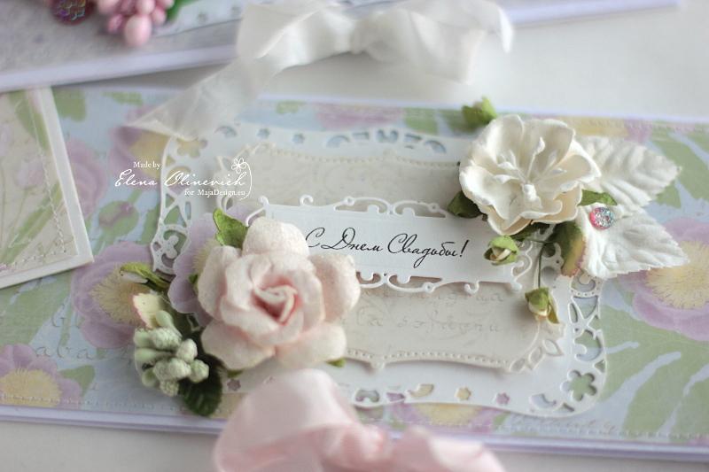 Wedding Envelope for Maja Design by Elena Olinevich1a