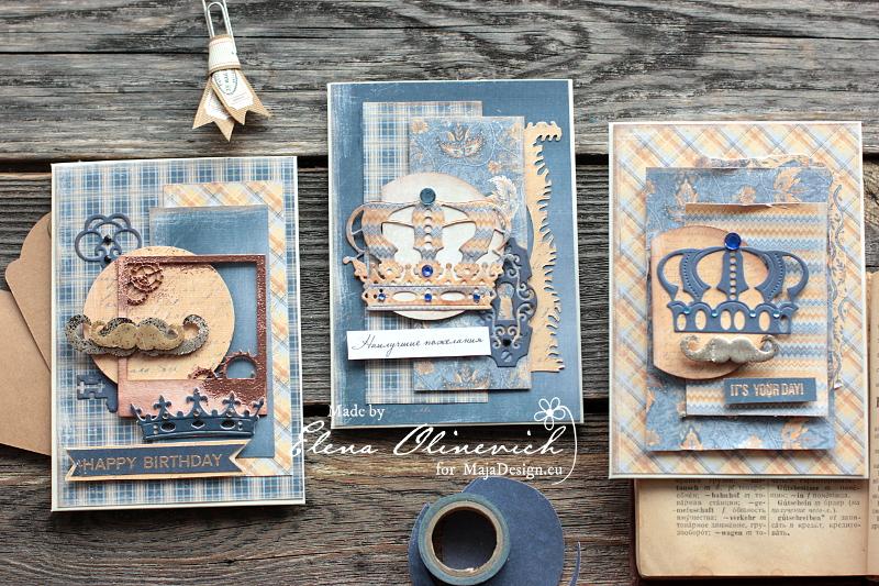 Handmade_Card_King_by_Elena_Olinevich