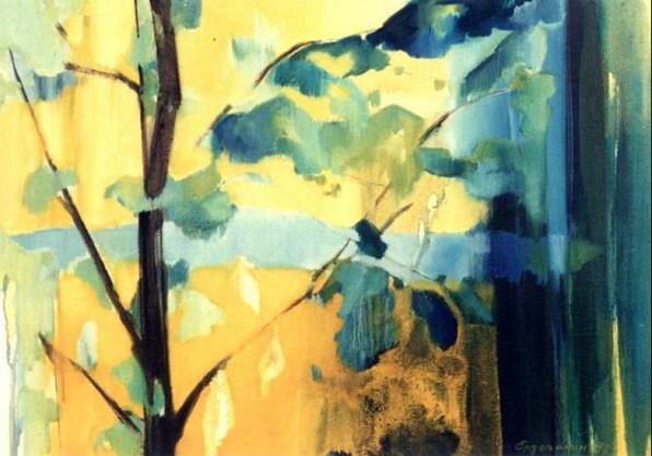 TREE AND LEAF 09