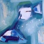 CANIS MINOR, 20 x 20 cm