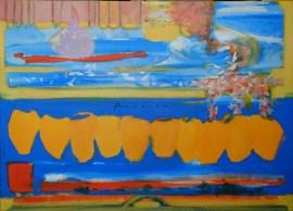 PUNJENE PAPRIKE, 50 x 70 cm