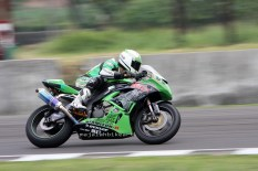 Japs racer action....
