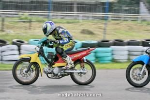 Ricky Ristan with Suzuki Denso Jayadi (Smash 110cc)