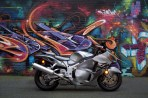 Custom-Silver-Hayabusa-Superbike-Graffiti-Wall-side-view