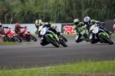 Kazuki Masaki, Japanese Rider that crash hard at R1 Sentul Corner