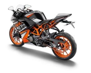 2014-KTM-RC125-Rear