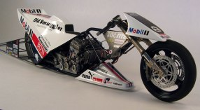 Top Fuel Drag Racing Motorcycle by Jimmi Cancino 07