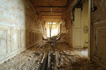 Majanka Verstraete Abandoned Places Haunted