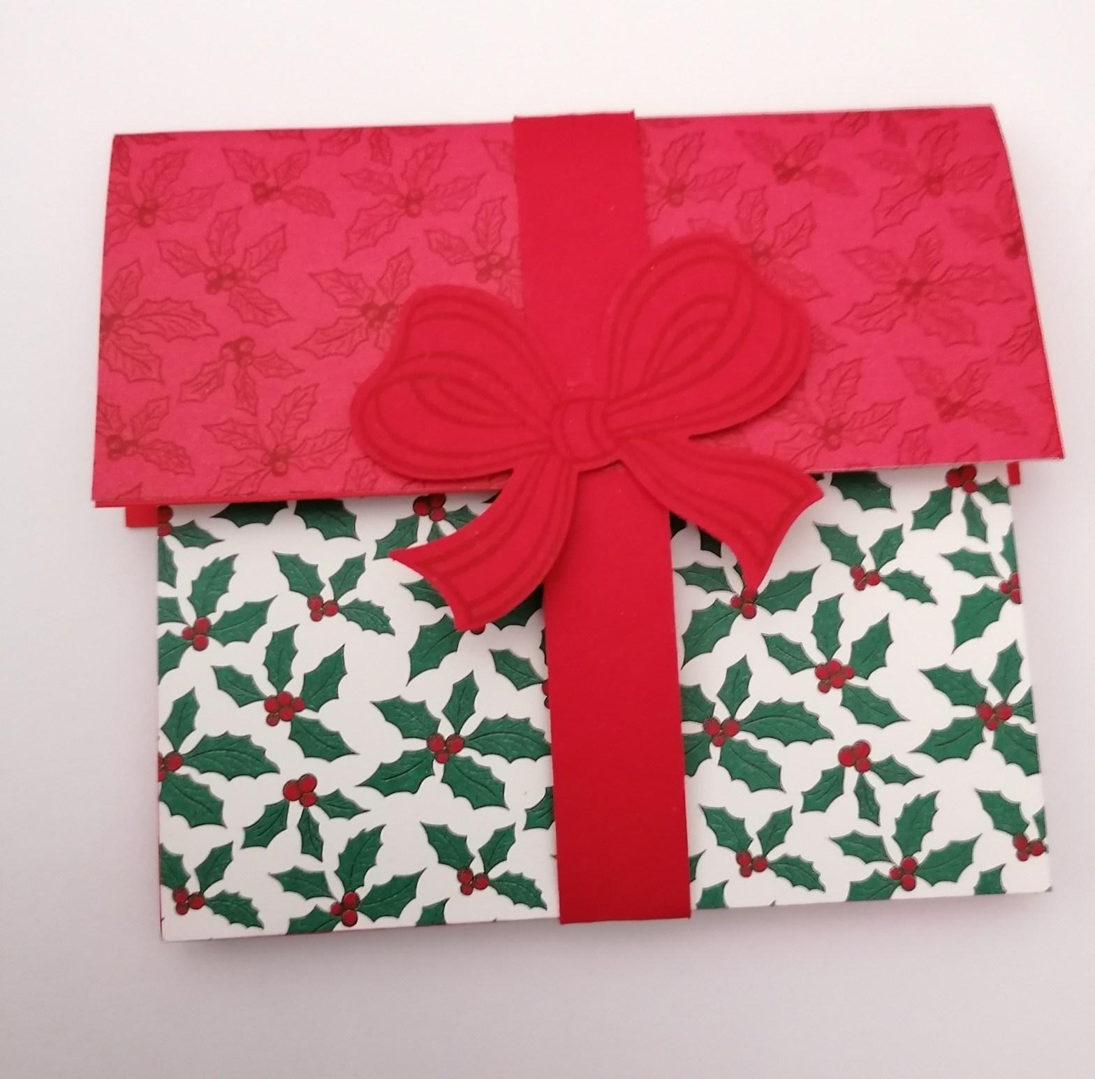 Geschenkkartenverpackung
