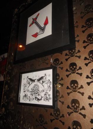 More wall art