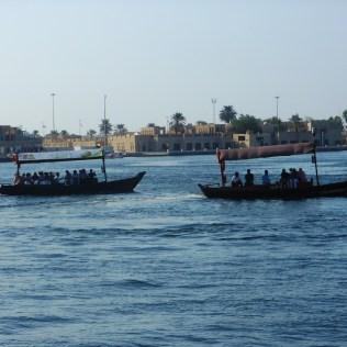 boats transporting to bur dubai