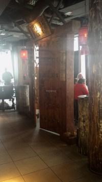Hutong chinese restaurant interior