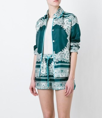 FRS silk co-ord www.farfetch.com