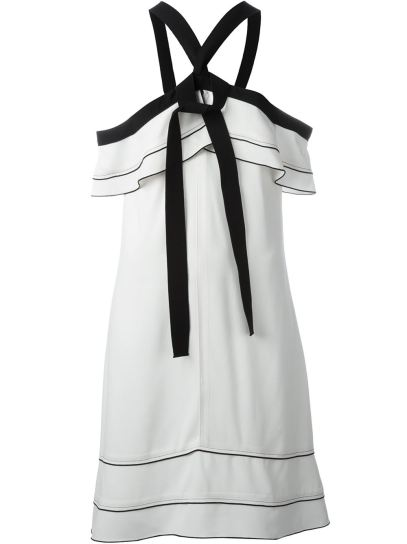 Proenza Schouler off shoulder dress