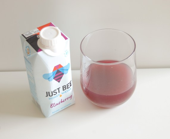 Just Bee blueberry drink