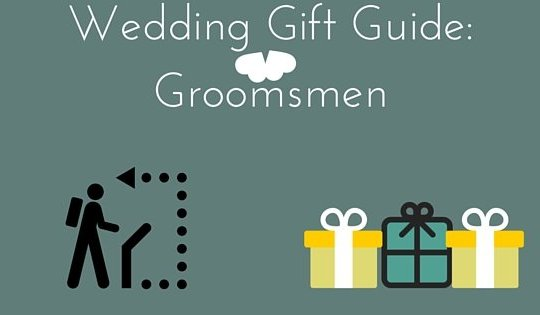 Wedding gift guide for groomsmen- www.majeang.com
