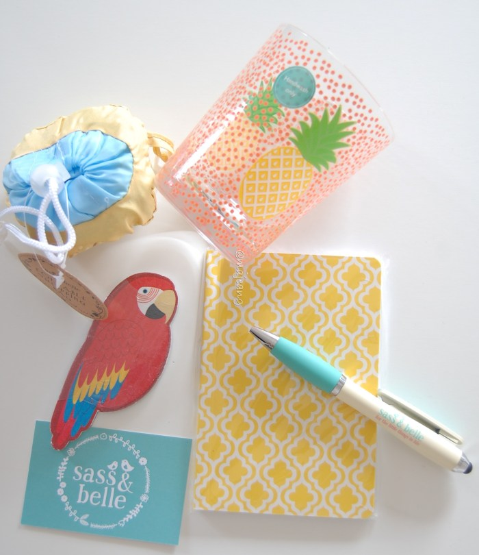 Sass and Belle gifting box