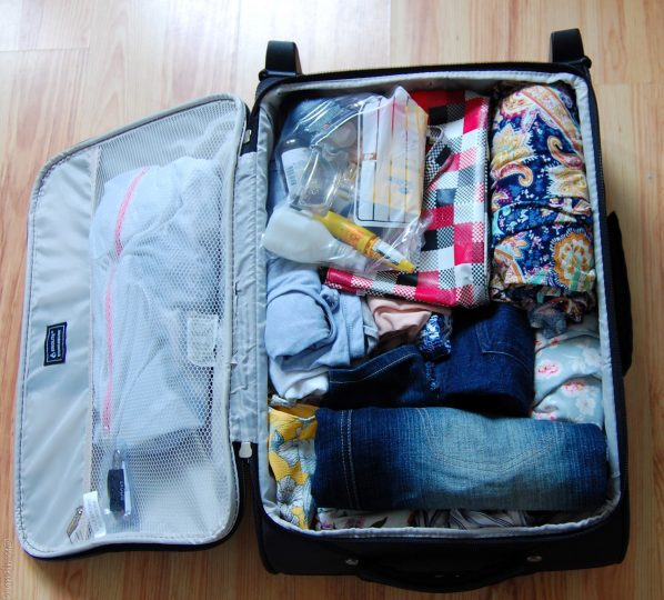 Hand luggage tips on www.majeang.com