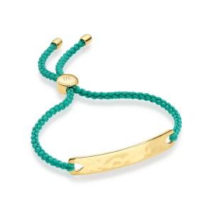 Affordable luxury giftguide-friendship bracelet Monica Vinader