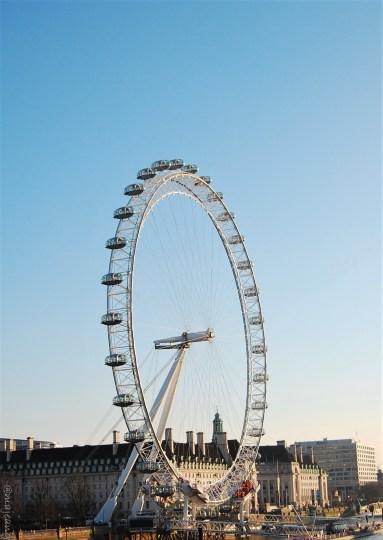 is hard work worth it- London eye