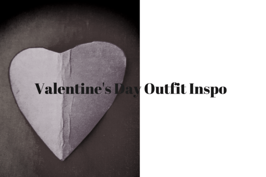Valentine's Day Outfit Inspo on www.majeang.com
