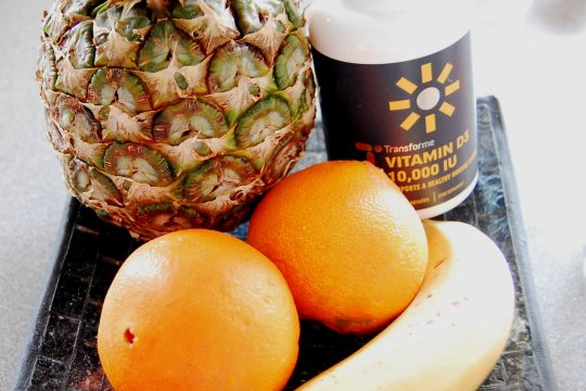 how supplements can help, fruits