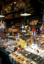 Las Ramblas market- food
