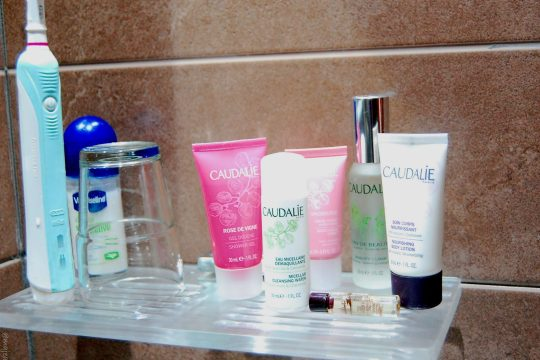 travelling with caudalie on majeang.com