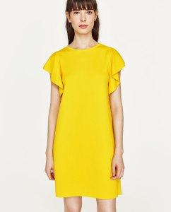 spring summer 2017 colours zara dress
