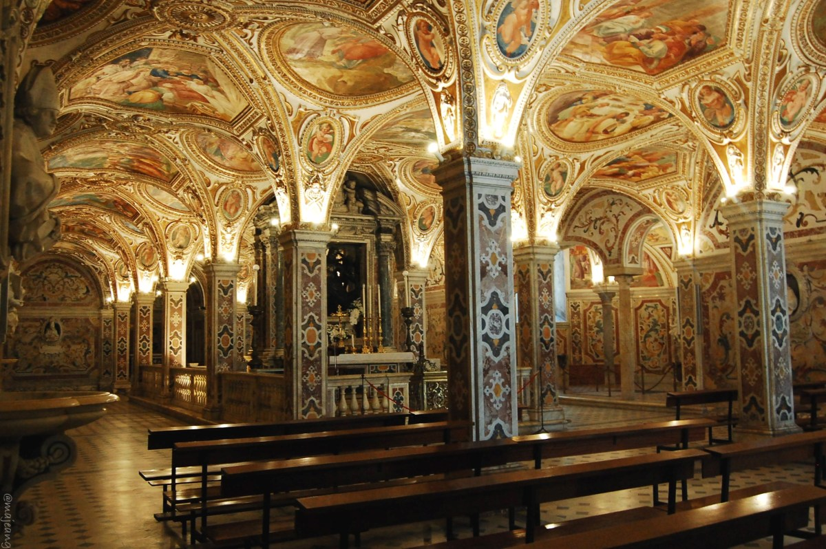 Visiting Salerno Cathedral