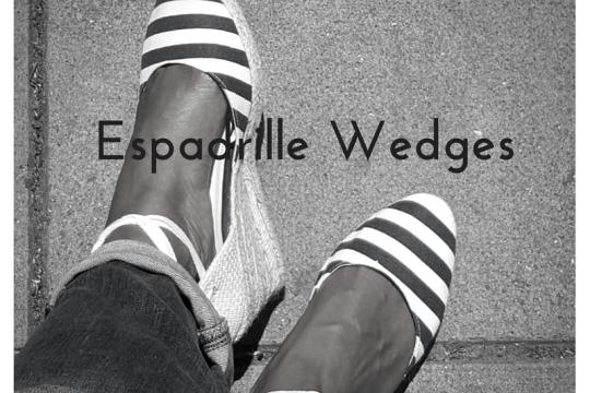espadrille wedges