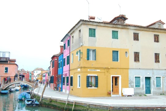 places i plan to visit in Italy- Burano, Italy