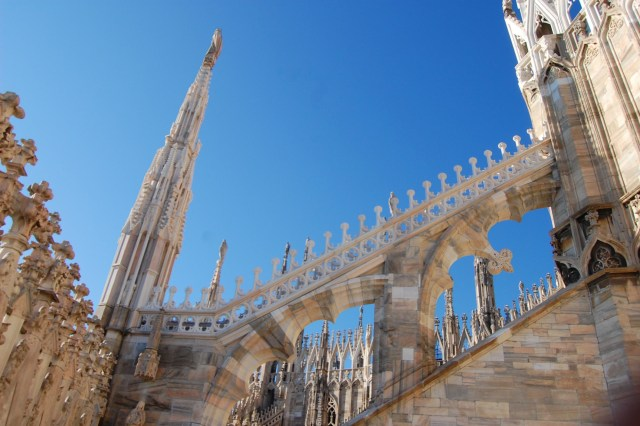 Easy tips to visit duomo di milano- architecture