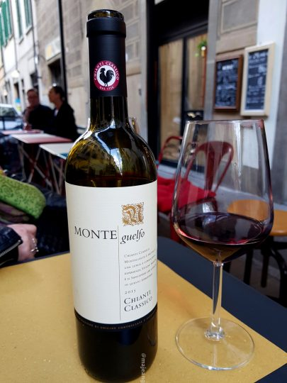 picture postcards from Florence - chianti