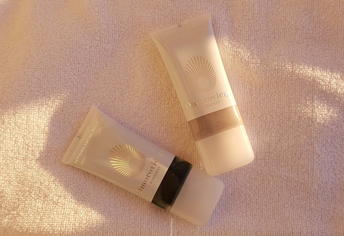 Omorovicza Face Products, A Review