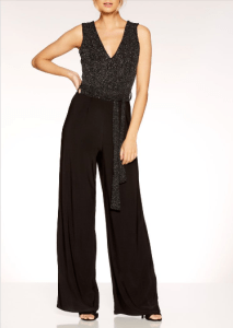wedding guest outfit ideas - jumpsuit quiz clothing
