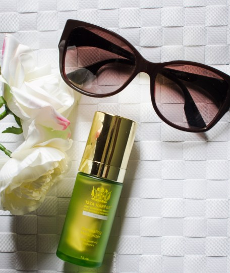 glow box by lydia millen x cult beauty- Tata Harper moisturiser