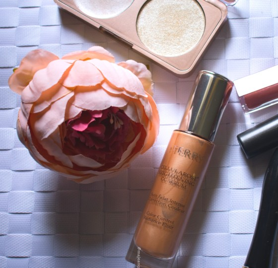 glow box by lydia millen x cult beauty- By Terry CC Serum