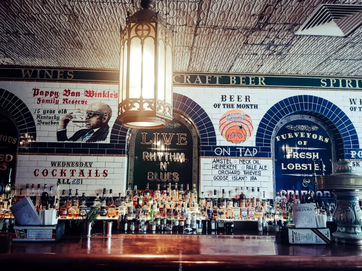 blues kitchen brunch - bar