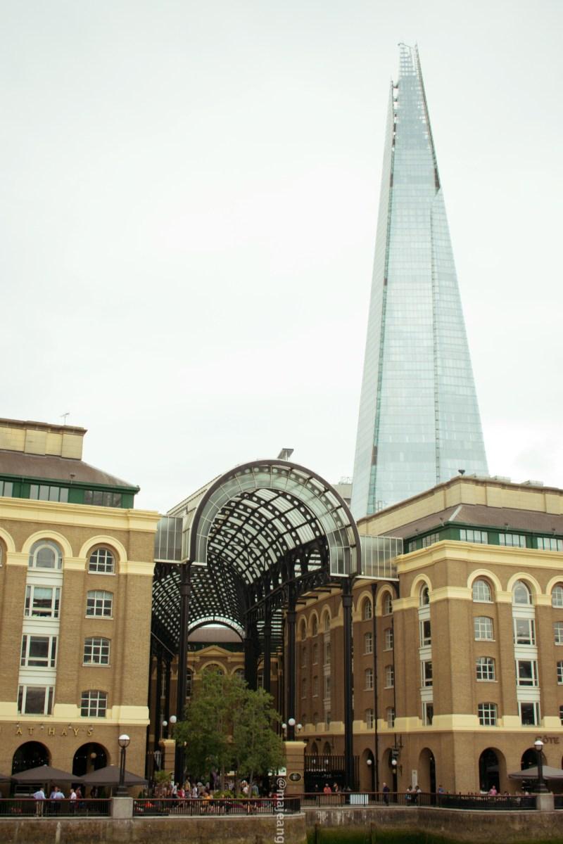 Exploring London Bridge Challenge