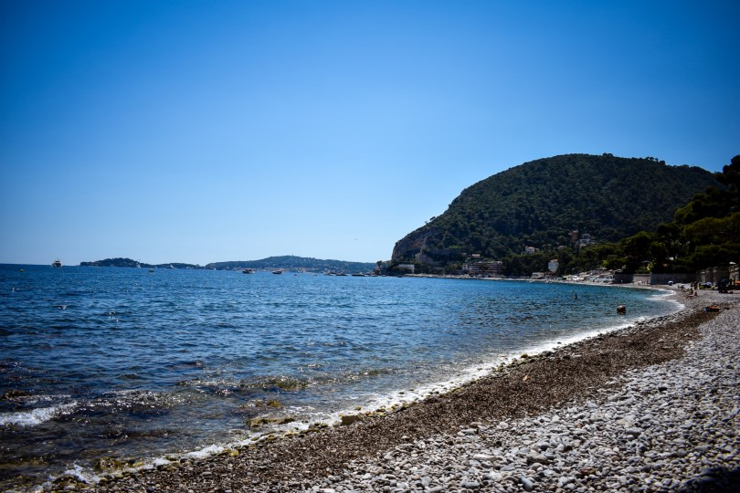 Summer in the French Riviera Photo Diary - Eze su Mer sunny day