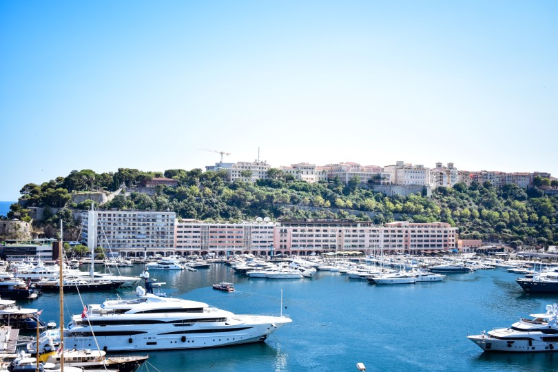 Summer in the French Riviera Photo Diary- Monaco