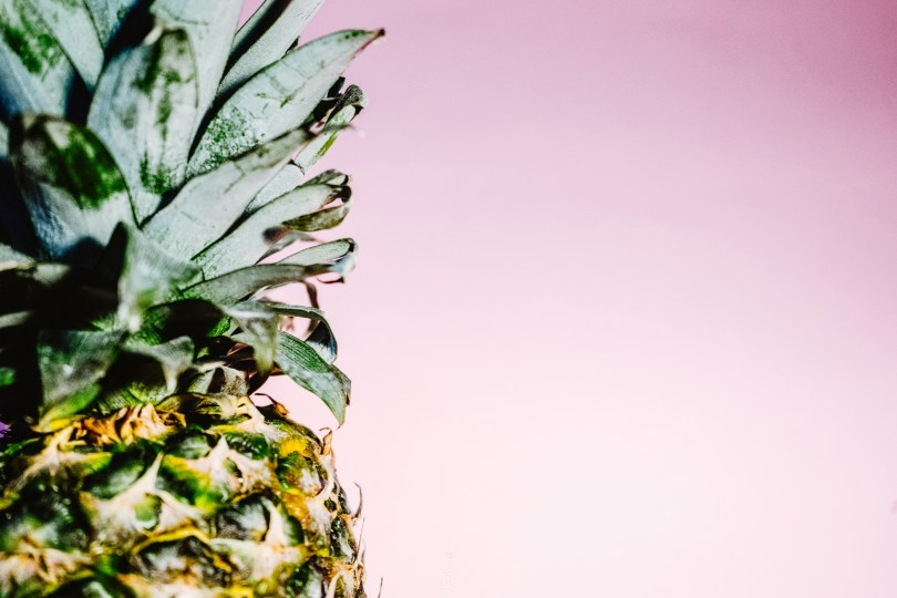 non-travel bucket list for a 30-something - pineapple